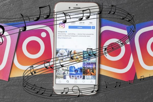 Instagram começa a liberar música no Stories!