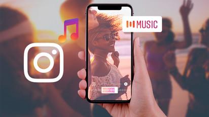 "Instagram finalmente libera seu sticker ""Music"" no Brasil"