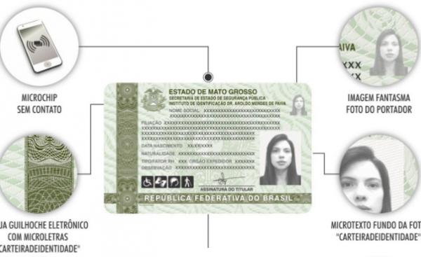 Novo RG brasileiro vem com QR Code e unifica dados de outros 12 documentos